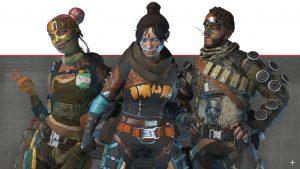 Apex Legends Wild Frontier Battle Pass Skins