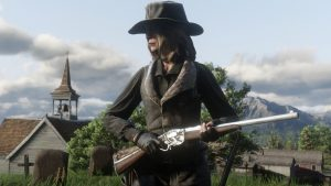 Red Dead Online Update Evans Repeater 300x169 - Red Dead Online Update Adds New Gun, Evans Repeater