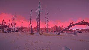 Forlorn Muskeg in The Long Dark