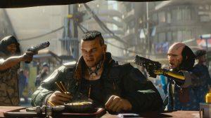 Cyberpunk 2077 Promotional Screenshot