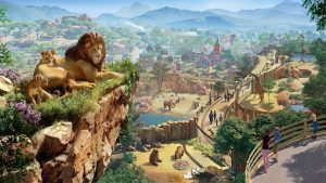 Planet Zoo Announcement