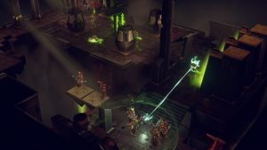 Warhammer 40000: Mechanicus Heretek