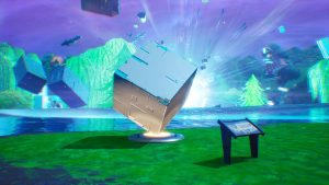 All Cube Memorials in Fortnite