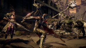 Where to go in the Ruined City Center in Code Vein 300x169 - Where to go in the Ruined City Center in Code Vein