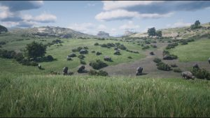 Bison Locations Red Dead Redemption 2